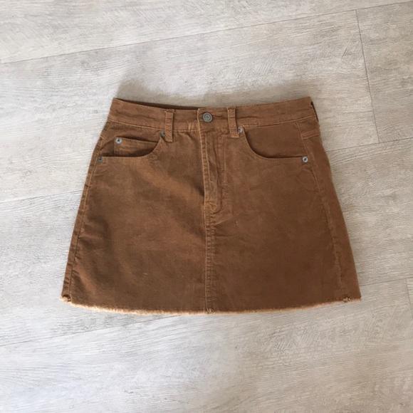 Brandy Melville Dresses & Skirts - Tawny Skirt